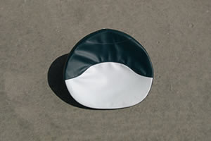 Pan Seat Cushion, Click to ENLARGE!